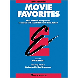 Hal Leonard Movie Favorites Tenor Saxophone (860016)