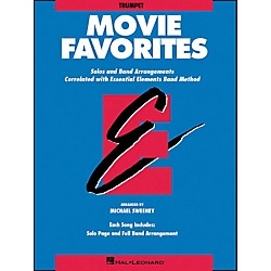 Hal Leonard Movie Favorites Trumpet (860013)