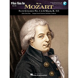 Hal Leonard Mozart Flute Concerto in G Major (400050)
