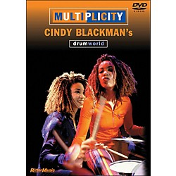 Hal Leonard Multiplicity: Cindy Blackman's Drumworld (DVD) (320600)