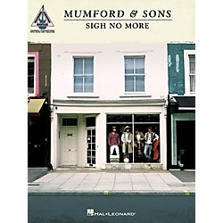 Hal Leonard Mumford & Sons - Sigh No More Guitar Tab Songbook (691070)