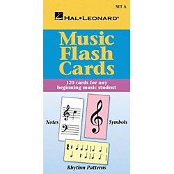 Hal Leonard Music Flash Cards Set A HLSPL (296034)