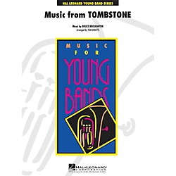 Hal Leonard Music From Tombstone - Young Concert Band Series Level 3 (4001307)