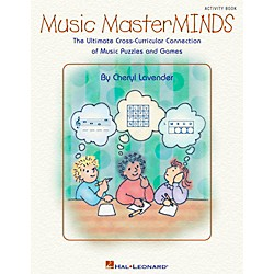 Hal Leonard Music Masterminds - Ultimate Collection of Puzzles and Games Book (9970714)