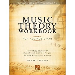 Hal Leonard Music Theory Workbook For All Musicians (101379)