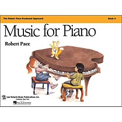 Hal Leonard Music for Piano - Book 2 Revised, Robert Pace Keyboard (372313)