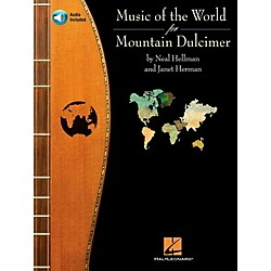 Hal Leonard Music of the World for Mountain Dulcimer Book/CD (703957)