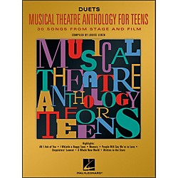 Hal Leonard Musical Theatre Anthology For Teens For Duets (740159)
