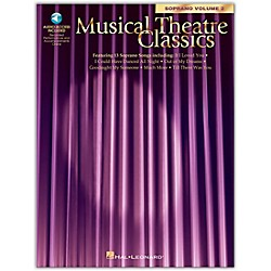Hal Leonard Musical Theatre Classics For Soprano Voice Vol 2 Book/CD Pkg (740037)
