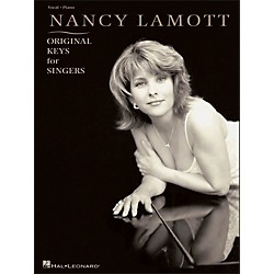 Hal Leonard Nancy Lamott - Original Keys For Singers (Vocal / Piano) (306995)