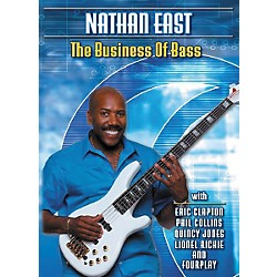 Hal Leonard Nathan East The Business Of Bass (DVD) (320383)