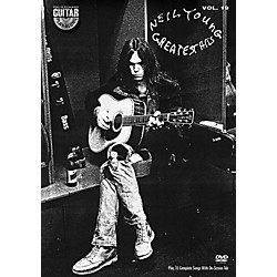 Hal Leonard Neil Young - Guitar Play-Along DVD Volume 19 (320666)