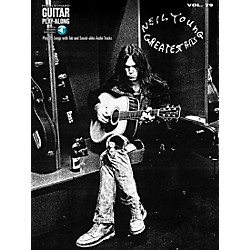 Hal Leonard Neil Young Greatest Hits - Guitar Play-Along Volume 79 Book/CD (700133)