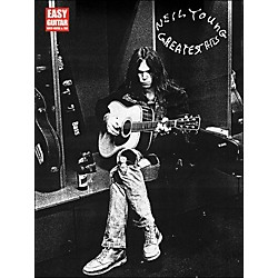 Hal Leonard Neil Young Greatest Hits For Easy Guitar Tab (702228)