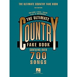 Hal Leonard New Country Fake Book (240049)