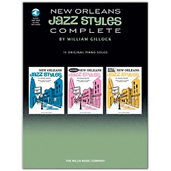 Hal Leonard New Orleans Jazz Styles - Complete  (Book/CD) (416922)