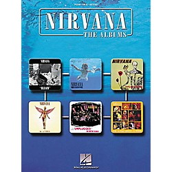 Hal Leonard Nirvana - The Albums Piano, Vocal, Guitar Songbook (306336)