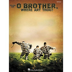 Hal Leonard O Brother Where Art Thou Mandolin Tab Songbook (695762)