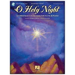 Hal Leonard O Holy Night (A Christmas Collection For Flute & Piano) (842454)