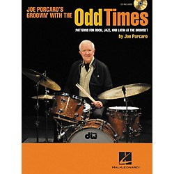 Hal Leonard Odd Times - Patterns For Rock Jazz & Latin At The Drumset Bk/CD (6620130)