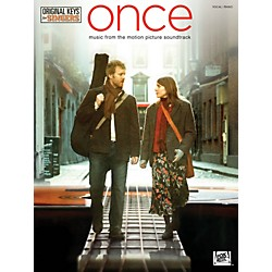 Hal Leonard Once - Music From The Motion Picture - Original Keys For Singers (102569)