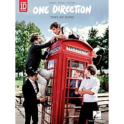 Hal Leonard One Direction - Take Me Home for Piano/Vocal/Guitar (116879)