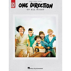 Hal Leonard One Direction - Up All Night for Piano/Vocal/Guitar (102729)