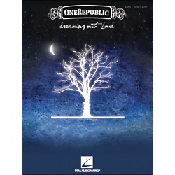 Hal Leonard OneRepublic Dreaming Out Loud arranged for piano, vocal, and guitar (P/V/G) (306985)