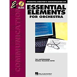 Hal Leonard Orchestra Directors Communication Kit CD-ROM (860076)