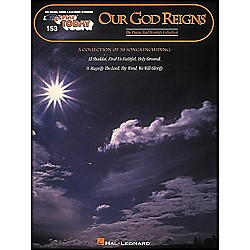 Hal Leonard Our God Reigns E-Z Play 153 (100004)