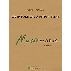 Hal Leonard Overture On A Hymn Tune - Music Works Series Grade 2 (4003197)
