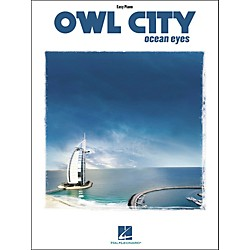 Hal Leonard Owl City - Ocean Eyes For Easy Piano Songbook (307282)