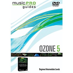 Hal Leonard Ozone 5 Beginner / Intermediate Music Pro Guide DVD (321309)