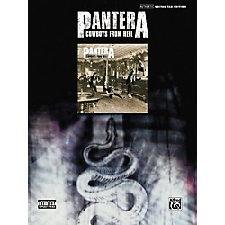 Hal Leonard Pantera - Cowboys From Hell Guitar Tab (700155)