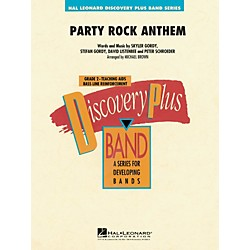 Hal Leonard Party Rock Anthem - Discovery Plus! Band Series Level 2 (8725345)