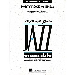 Hal Leonard Party Rock Anthem - Easy Jazz Ensemble Series Level 2 (7011931)