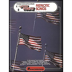 Hal Leonard Patriotic Songs E-Z Play 8 (100490)