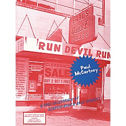 Hal Leonard Paul McCartney - Run Devil Run Piano, Vocal, Guitar Songbook (385027)
