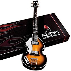 Hal Leonard Paul McCartney Original Violin Bass Miniature Guitar Replica Collectible (124399)