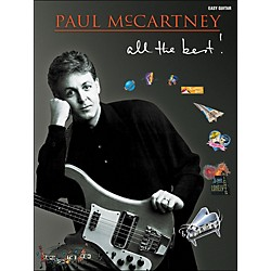 Hal Leonard Paul Mccartney - All The Best For Easy Guitar Tab (702248)