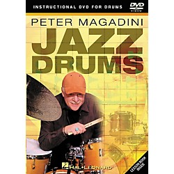 Hal Leonard Peter Magadini - Jazz Drums (Dvd) (320499)