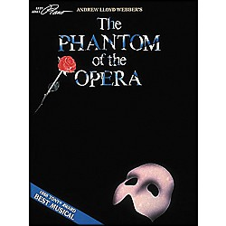 Hal Leonard Phantom Of The Opera - Easy Adult Piano Level Songbook (1632)
