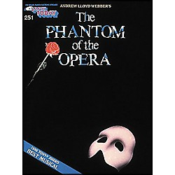 Hal Leonard Phantom Of The Opera E-Z Play 251 (102113)