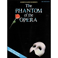Hal Leonard Phantom Of The Opera For Big Note Piano (110006)