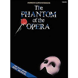 Hal Leonard Phantom Of The Opera For Violin (850207)