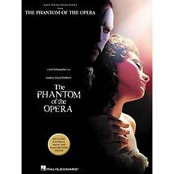 Hal Leonard Phantom Of The Opera From Blockbuster Movie For Easy Piano (316099)
