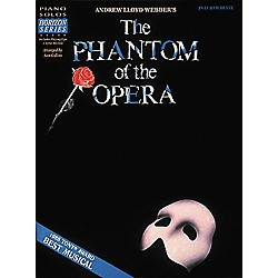 Hal Leonard Phantom of the Opera - Andrew Lloyd Webber (290386)