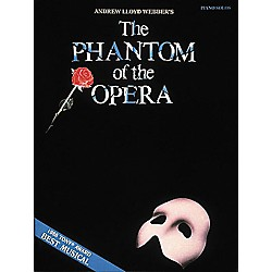 Hal Leonard Phantom of the Opera - Andrew Lloyd Webber (292005)