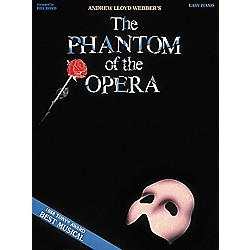 Hal Leonard Phantom of the Opera - Andrew Lloyd Webber (366003)