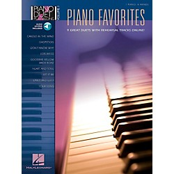 Hal Leonard Piano Favorites Volume 1 Book/CD 1 Piano 4 Hands (290546)